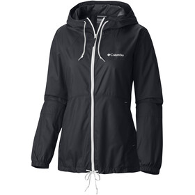 Columbia Flash Forward Windbreaker Jas Dames, black